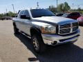Dodge Ram 2500 SLT Mega Cab 4x4 Bright Silver Metallic photo #9