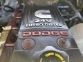 Dodge Ram 2500 SLT Mega Cab 4x4 Bright Silver Metallic photo #25