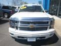 Chevrolet Silverado 1500 High Country Crew Cab 4x4 White Diamond Tricoat photo #10