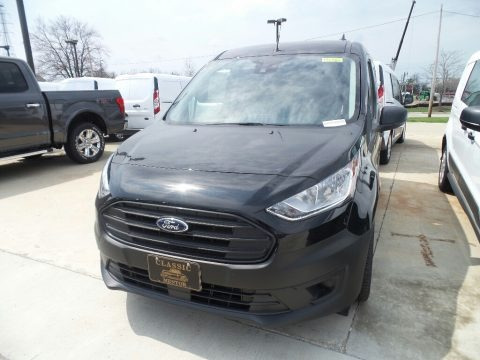 Shadow Black 2019 Ford Transit Connect XL Van