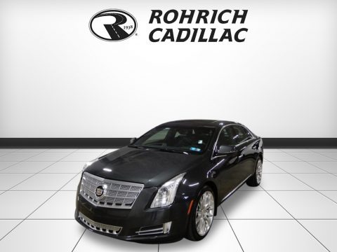 Graphite Metallic 2013 Cadillac XTS Platinum AWD