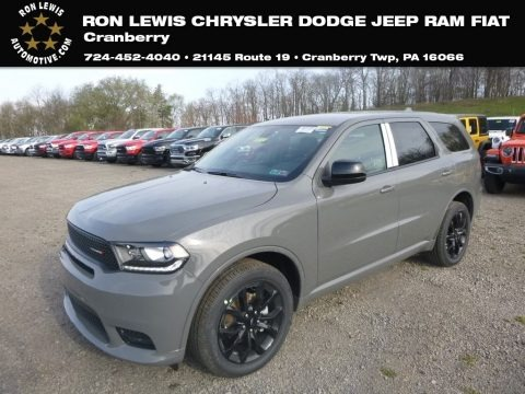 Destroyer Gray 2019 Dodge Durango GT AWD