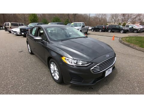 Magnetic 2019 Ford Fusion SE