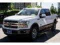 Ford F150 King Ranch SuperCrew 4x4 White Gold photo #3