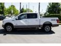 Ford F150 King Ranch SuperCrew 4x4 White Gold photo #4