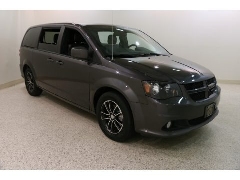 Granite Pearl 2019 Dodge Grand Caravan GT