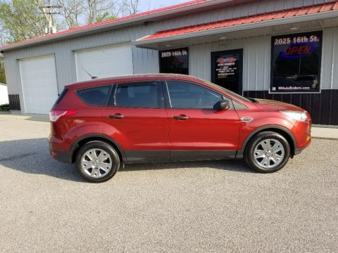 Sunset Metallic 2016 Ford Escape S