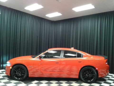 Go Mango 2016 Dodge Charger R/T