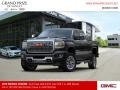 GMC Sierra 2500HD Denali Crew Cab 4WD Onyx Black photo #1