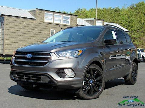 Magnetic 2019 Ford Escape SE