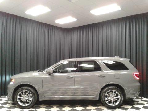 Destroyer Gray 2019 Dodge Durango GT AWD