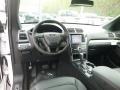 Ford Explorer Sport 4WD White Platinum photo #11