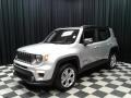Jeep Renegade Limited 4x4 Glacier Metallic photo #2