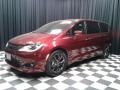 Chrysler Pacifica Touring Plus Velvet Red Pearl photo #2