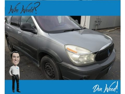 Light Spiral Gray Metallic 2004 Buick Rendezvous CX AWD
