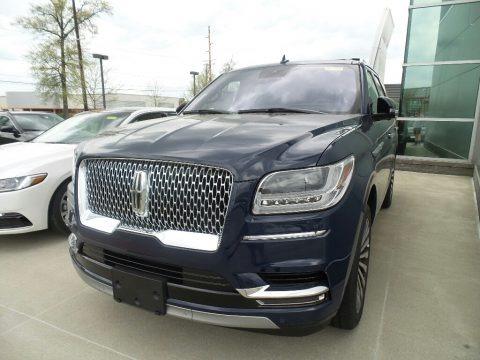 Rhapsody Blue 2019 Lincoln Navigator Reserve 4x4