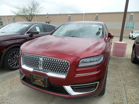 Ruby Red 2019 Lincoln Nautilus Reserve AWD