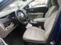 Cadillac XT4 Luxury AWD Atlantic Metallic photo #3