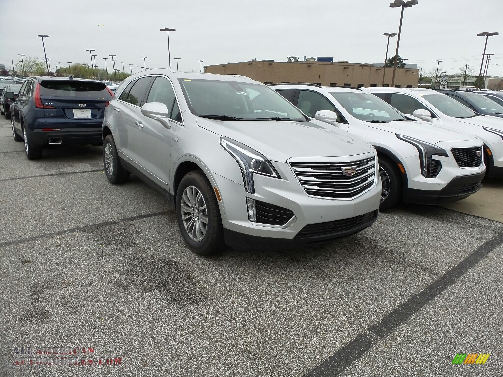2019 XT5 Luxury AWD - Radiant Silver Metallic / Jet Black photo #1