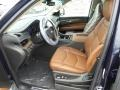 Cadillac Escalade ESV Premium Luxury 4WD Dark Adriatic Blue Metallic photo #3