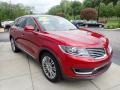 Lincoln MKX Reserve AWD Ruby Red photo #8