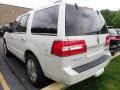 Lincoln Navigator 4x4 White Platinum Metallic Tri-Coat photo #2