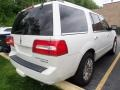 Lincoln Navigator 4x4 White Platinum Metallic Tri-Coat photo #4