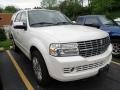 Lincoln Navigator 4x4 White Platinum Metallic Tri-Coat photo #5