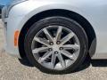Cadillac CTS 2.0T Luxury AWD Sedan Radiant Silver Metallic photo #8