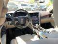 Cadillac CTS 2.0T Luxury AWD Sedan Radiant Silver Metallic photo #14