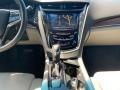 Cadillac CTS 2.0T Luxury AWD Sedan Radiant Silver Metallic photo #16