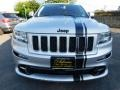 Jeep Grand Cherokee SRT8 4x4 Bright Silver Metallic photo #2