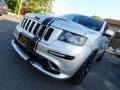 Jeep Grand Cherokee SRT8 4x4 Bright Silver Metallic photo #43
