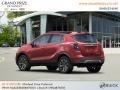 Buick Encore Preferred AWD Winterberry Red Metallic photo #3
