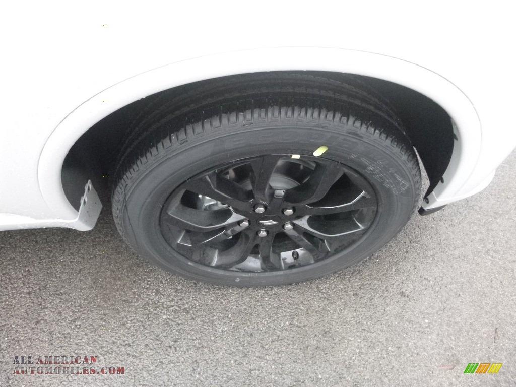 2019 Durango SXT AWD - White Knuckle / Black photo #10