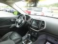 Jeep Cherokee Trailhawk 4x4 Olive Green Pearl photo #11