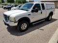 Ford F250 Super Duty Lariat SuperCab 4x4 Oxford White photo #10