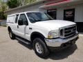 Ford F250 Super Duty Lariat SuperCab 4x4 Oxford White photo #12