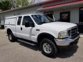 Ford F250 Super Duty Lariat SuperCab 4x4 Oxford White photo #30