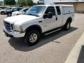 Ford F250 Super Duty Lariat SuperCab 4x4 Oxford White photo #33