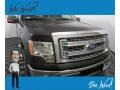 Ford F150 XLT SuperCrew 4x4 Tuxedo Black Metallic photo #1
