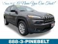 Jeep Cherokee Latitude 4x4 Granite Crystal Metallic photo #1