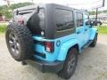 Jeep Wrangler Unlimited Sport 4x4 Chief Blue photo #6