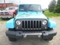 Jeep Wrangler Unlimited Sport 4x4 Chief Blue photo #9