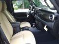 Jeep Wrangler Unlimited Sahara 4x4 Black photo #14