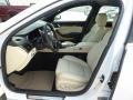 Cadillac CTS Luxury AWD Crystal White Tricoat photo #3