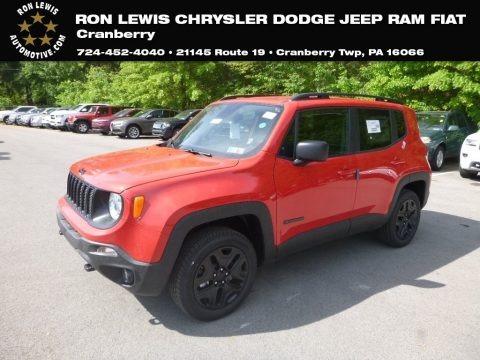 Colorado Red 2019 Jeep Renegade Sport 4x4