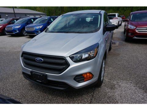 Ingot Silver 2019 Ford Escape S