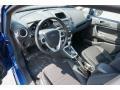 Ford Fiesta SE Sedan Lightning Blue photo #4