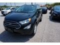 Ford EcoSport SE 4WD Shadow Black photo #1